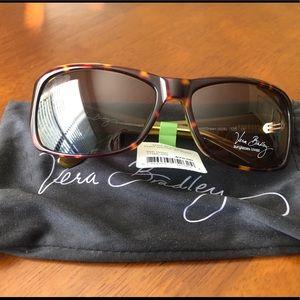 NWT Vera Bradley Deb Sunglasses